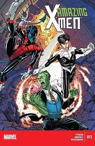 Amazing X-Men (2013-) #13