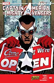 Captain America and the Mighty Avengers (2014-2015) #2