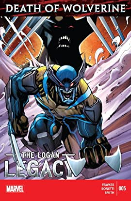 Death of Wolverine: The Logan Legacy #5 (of 7)