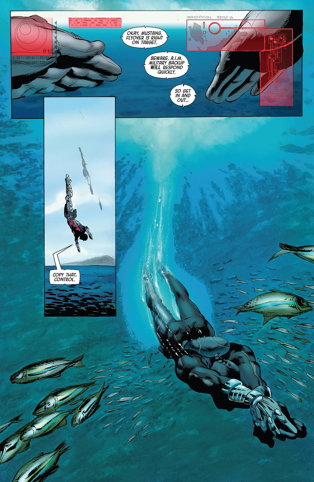 Deathlok (2014-2015) #2