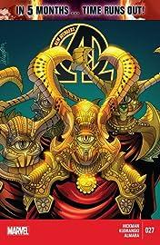 New Avengers (2013-2015) #27