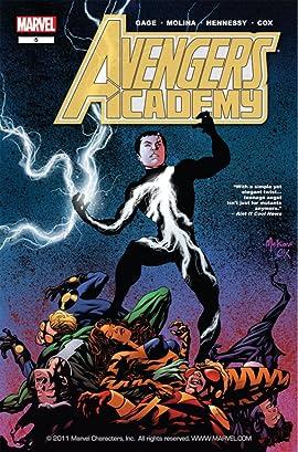 Avengers Academy #5