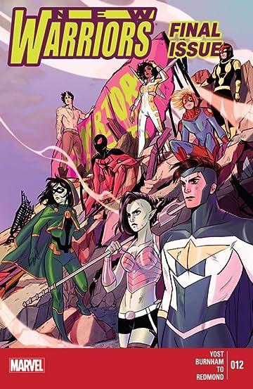 New Warriors (2014) #12