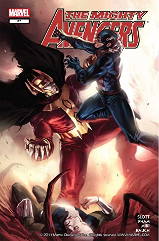 Mighty Avengers (2007-2010) #27