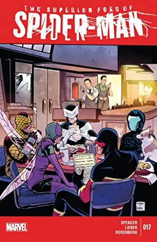 The Superior Foes of Spider-Man #17