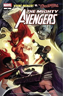 Mighty Avengers (2007-2010) #28