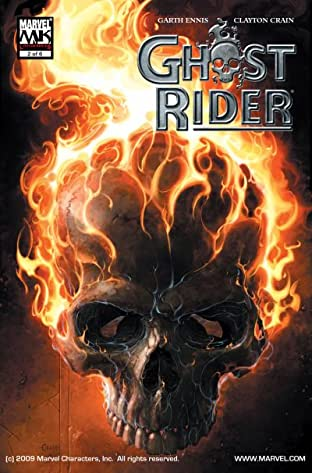 Ghost Rider (2005-2006) #2 (of 6)