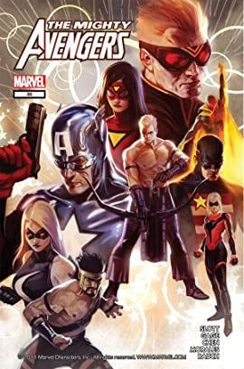 Mighty Avengers (2007-2010) #30