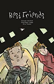 Killer Queen, A Comic Anthology: Best Friends