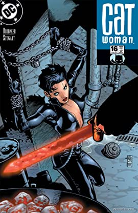 Catwoman (2002-2008) #16