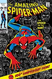 Amazing Spider-Man (1963-1998) #100