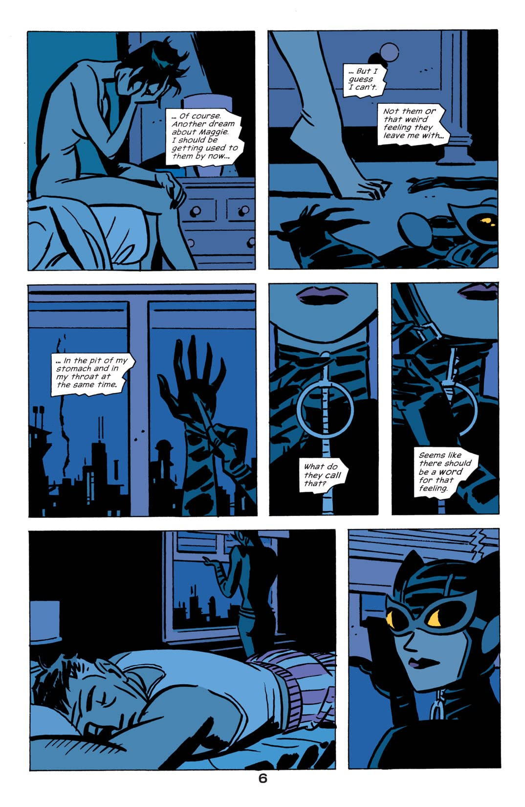 Catwoman (2002-2008) #17