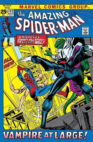 Amazing Spider-Man (1963-1998) #102