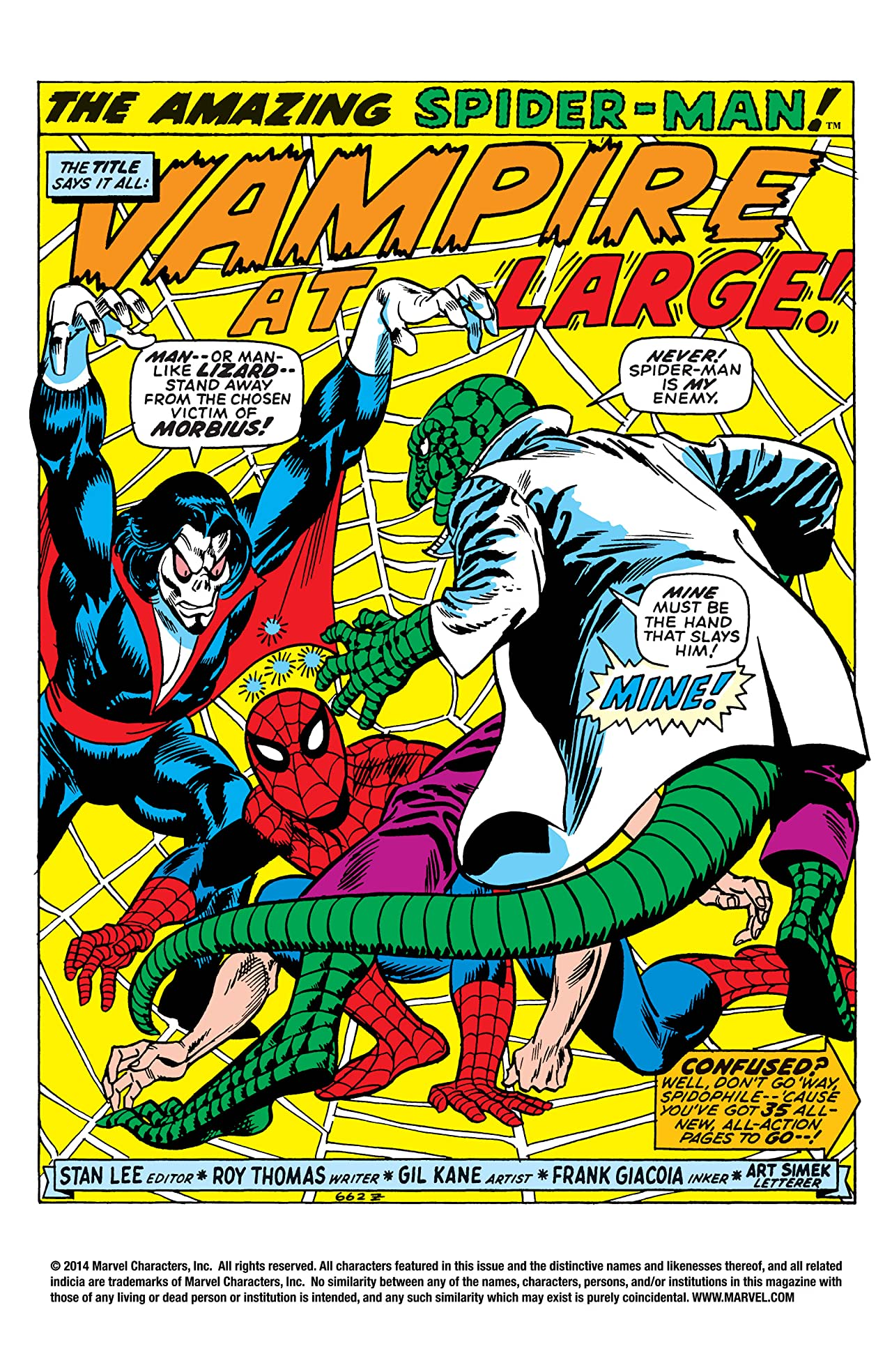 Amazing Spider-Man (1963-1998) #102