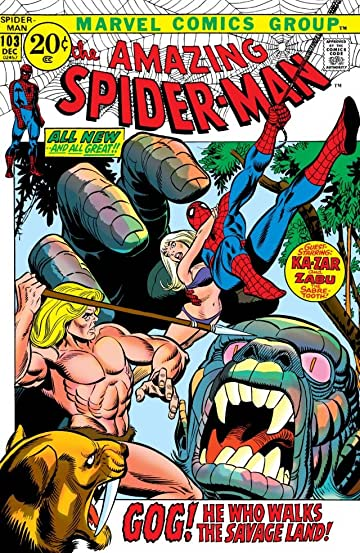 Amazing Spider-Man (1963-1998) #103