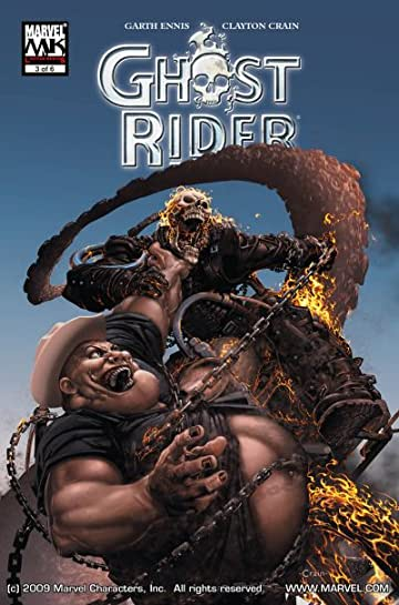 Ghost Rider (2005-2006) #3 (of 6)