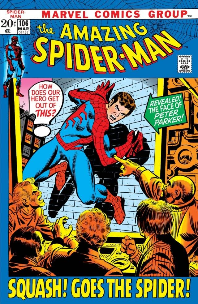 Amazing Spider-Man (1963-1998) #106