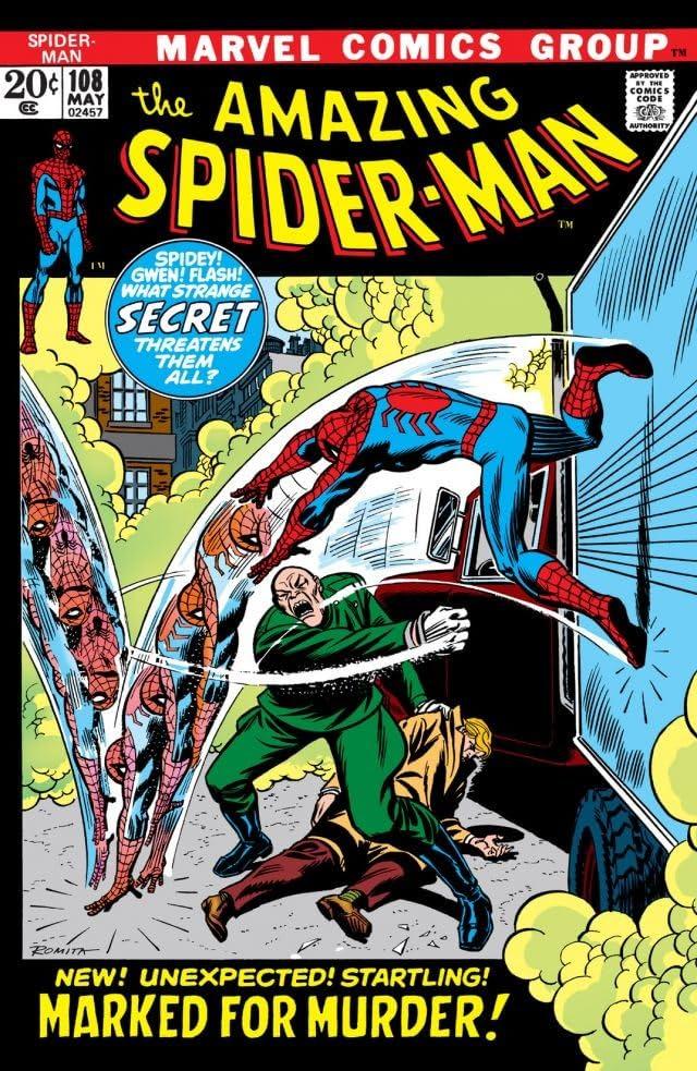 Amazing Spider-Man (1963-1998) #108