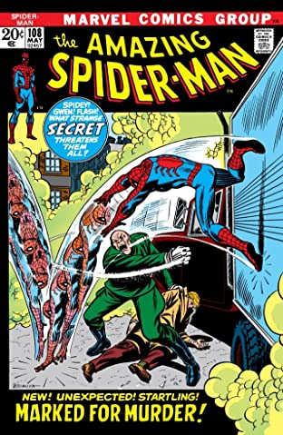 Amazing Spider-Man (1963-1998) #108