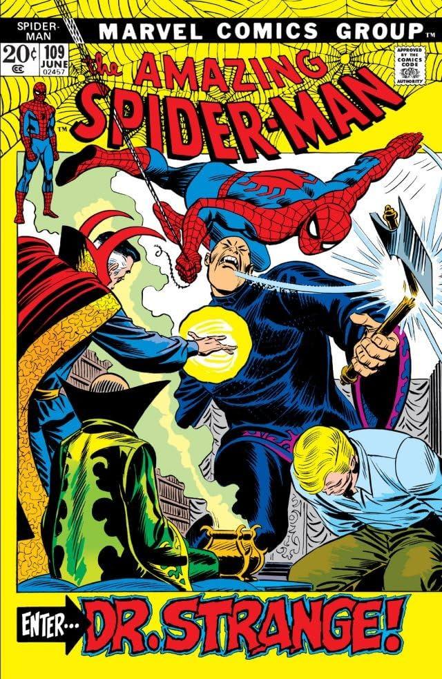 Amazing Spider-Man (1963-1998) #109