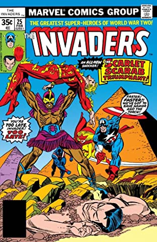Invaders (1975-1979) #25