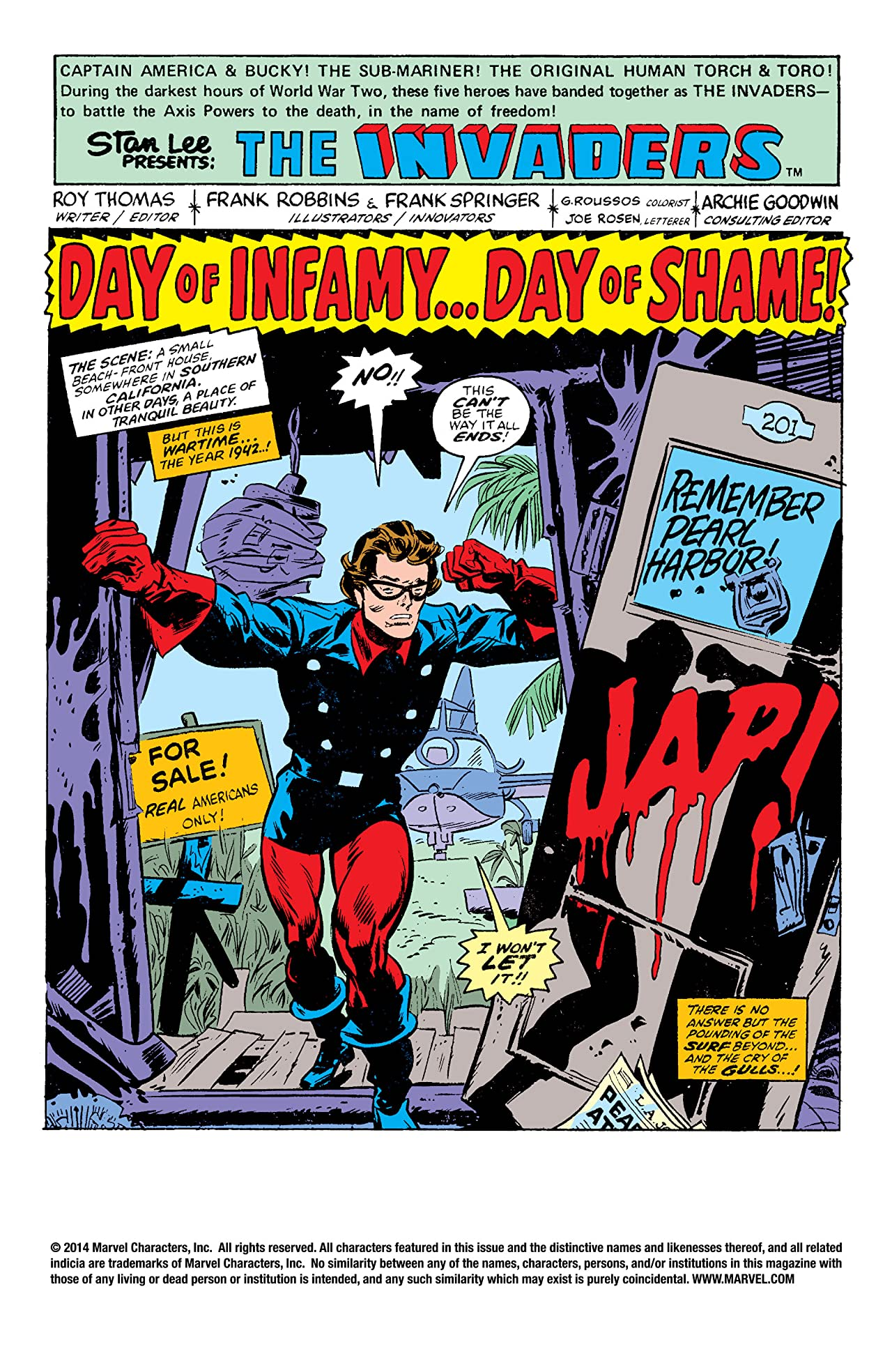 Invaders (1975-1979) #26