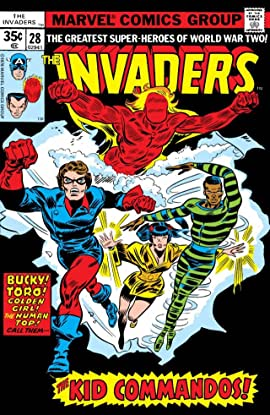 Invaders (1975-1979) #28