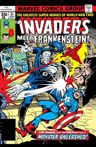 Invaders (1975-1979) #31