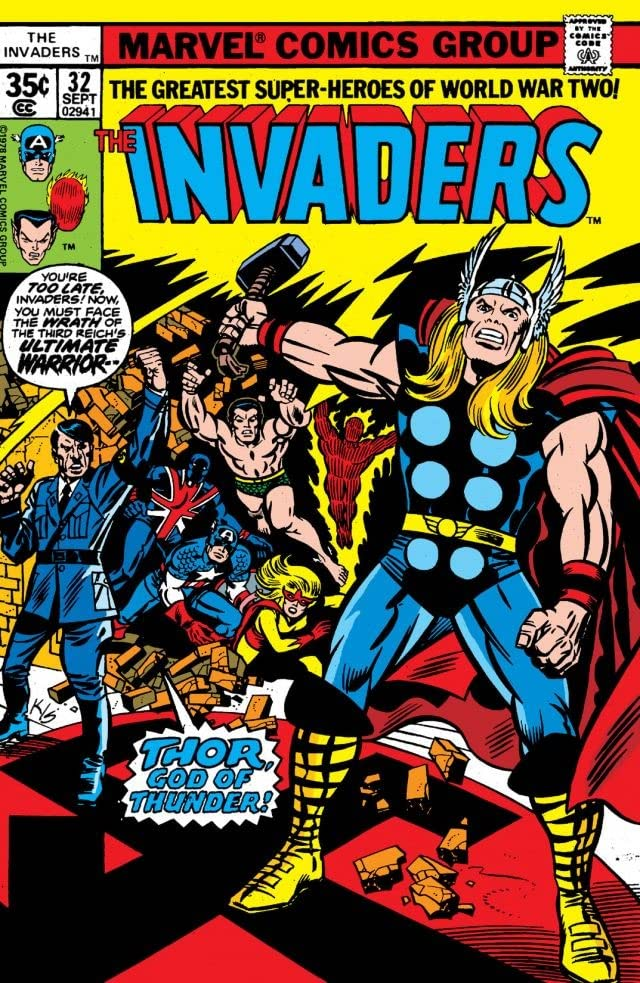 Invaders (1975-1979) #32