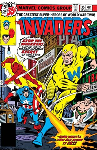 Invaders (1975-1979) #35