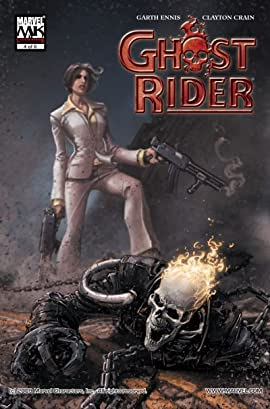 Ghost Rider (2005-2006) #4 (of 6)