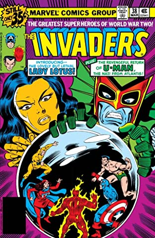 Invaders (1975-1979) #38