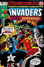 Invaders (1975-1979) #40