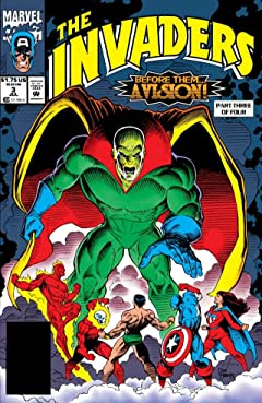 Invaders (1993) #3 (of 4)