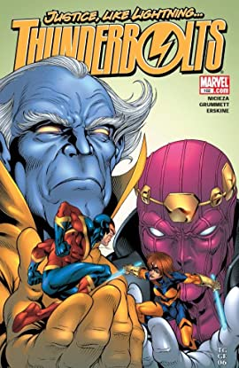 Thunderbolts (2006-2012) #102