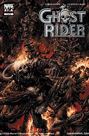 Ghost Rider (2005-2006) #5 (of 6)