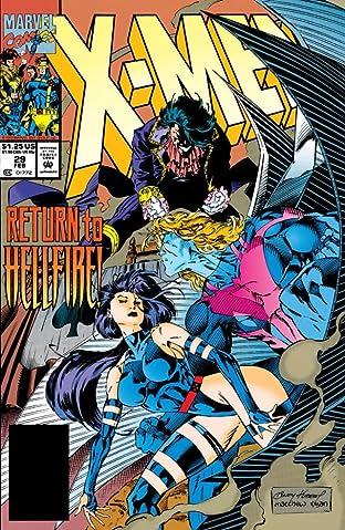 X-Men (1991-2001) No.29