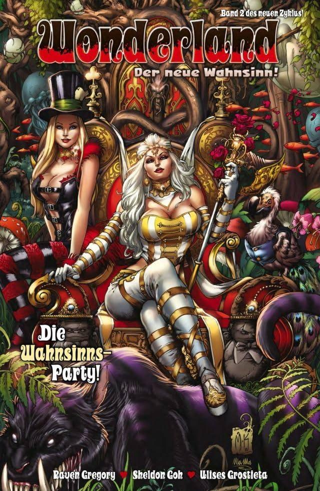 Wonderland Der neue Wahnsinn Vol. 2