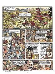 Le vent des dieux Vol. 7: Barbaries