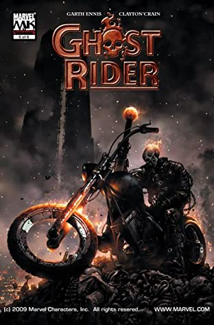 Ghost Rider (2005-2006) #6 (of 6)