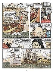 Le vent des dieux Vol. 9: Cambaluc