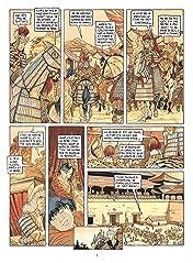 Le vent des dieux Vol. 11: Cogotaï