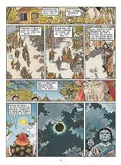 Le vent des dieux Vol. 12: Tête à tête