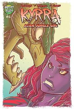 Kyrra: Alien Jungle Girl #6