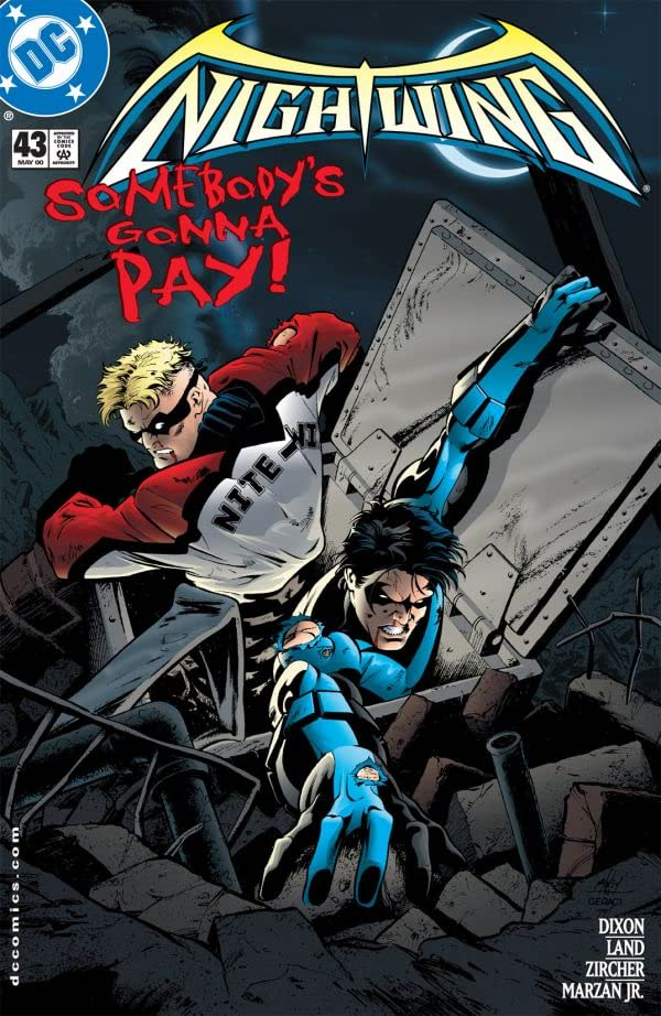 Nightwing (1996-2009) #43
