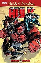 Red Hulk: Hulk of Arabia