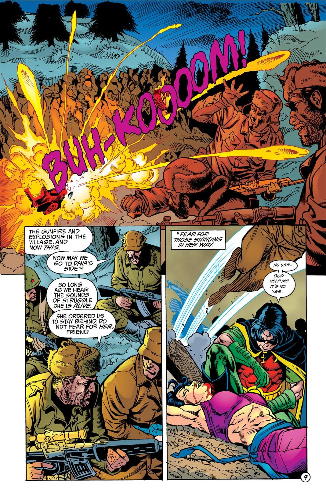 Robin (1993-2009) #52