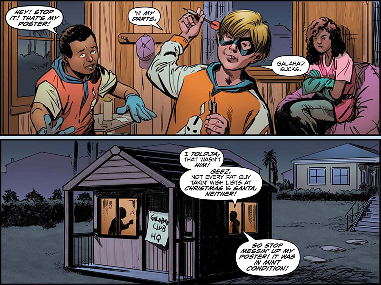 Insufferable: On the Road #3
