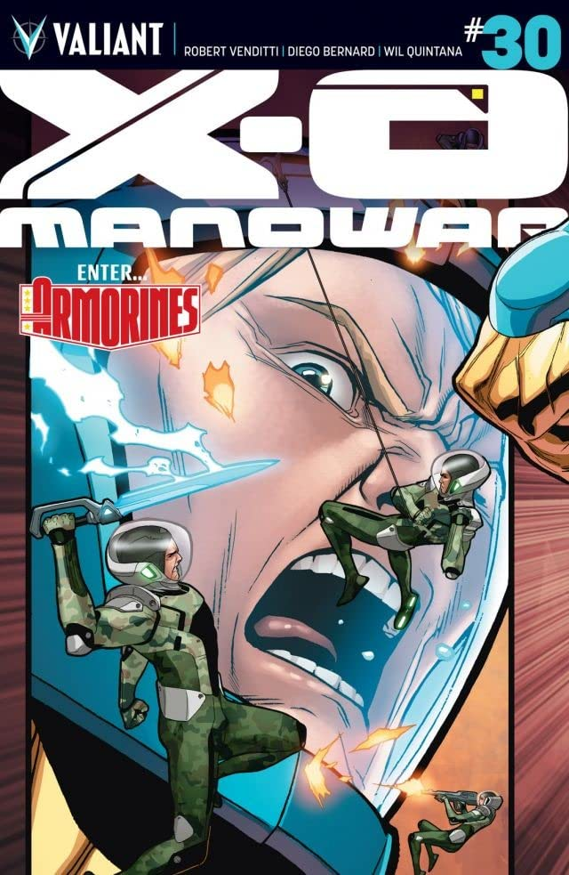 X-O Manowar (2012- ) #30: Digital Exclusives Edition