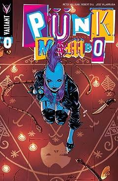 Punk Mambo #0: Digital Exclusives Edition